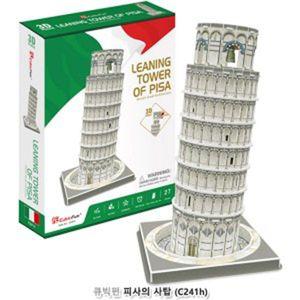 큐빅펀(3D입체퍼즐) 피사의사탑 (C241H)