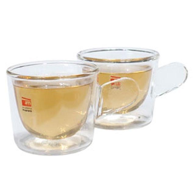 더블월글라스 이중 진공 커피잔 2개 차 머그 물컵 [제작 대량 도매 로고 인쇄 레이저 마킹 각인 나염 실크 uv 포장 공장 문의는 네이뽕]