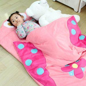 어린이집 유아동 포근한 부엉이 낮잠 이불 가방 세트