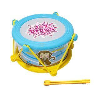 장난감 완구 즐거운 악기 드럼 놀이 색상 랜덤 배송