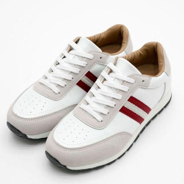W 남성 운동화 워킹화 스윕 스니커즈 런닝화 신발 2색