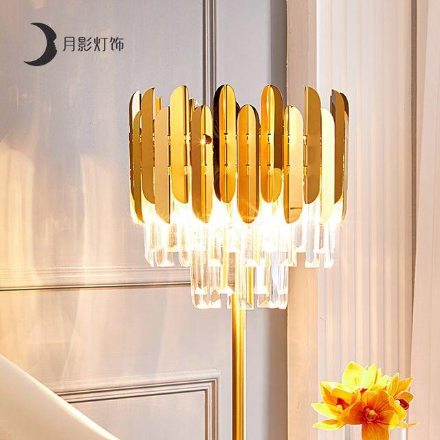 [해외] 인테리어 스텐드 조명 로맨틱 창조적 따뜻한 램프