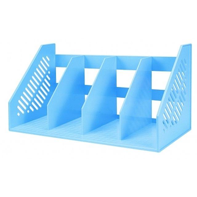 카파맥스 4단 책꽂이 하늘 [제작 대량 도매 로고 인쇄 레이저 마킹 각인 나염 실크 uv 포장 공장 문의는 네이뽕]