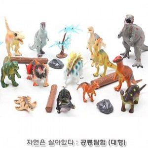 공룡모형 자연은살아있다 공룡탐험 동물장난감 공룡