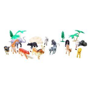 ME 키즈인 야생의세계 동물 장난감