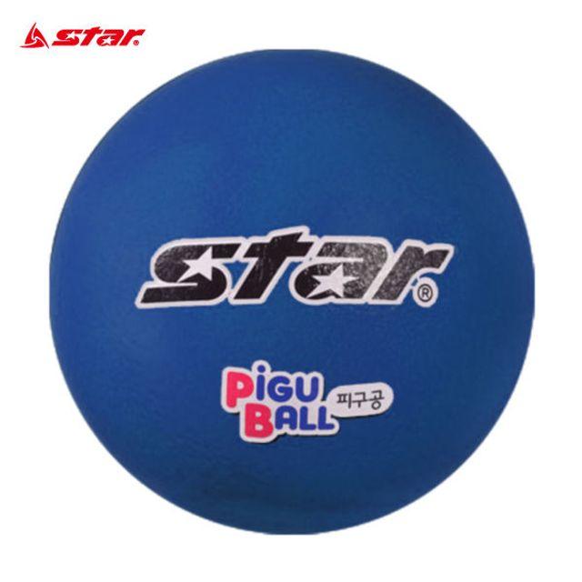 피구공 4호 CB854 블루 스포츠용품 스타스포츠