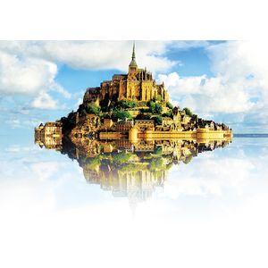 1000피스 직소퍼즐 - 천년의 신비를 담은 몽생미셀 성