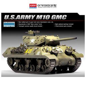 아카데미 1대35 미육군 M10 대전차 자주포 (AC13288)