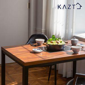 멀바우 원목 인덕션 식탁테이블