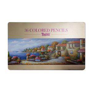 샤인빈 티프라임 목색연필 36색 색연필 채색 색칠