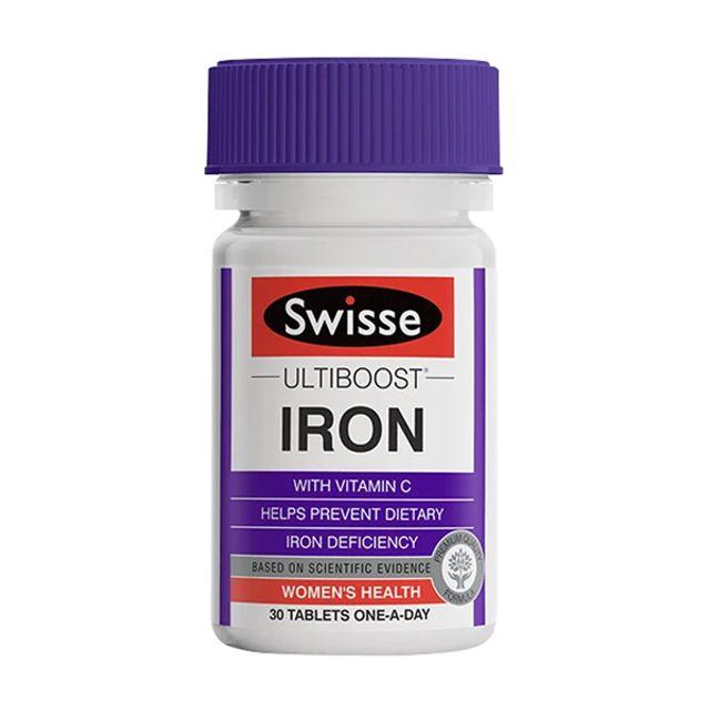 [해외] Swisse Iron 철분 30정