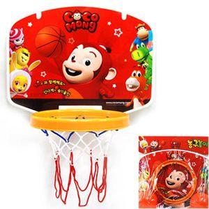 원하는 위치에 실내에서도 놀수있는 아동 농구대