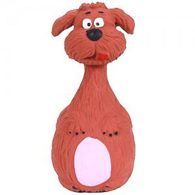 라텍스 뚱땡이 강아지 삑삑이 애견 강아지 장난감
