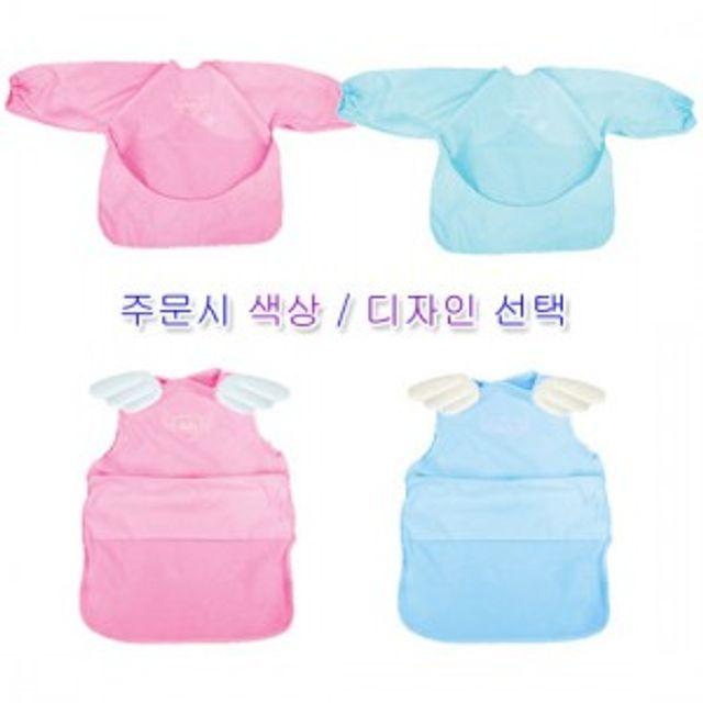 유아옷 아동의류 아기 목수건 이유식 앞치마 유아복