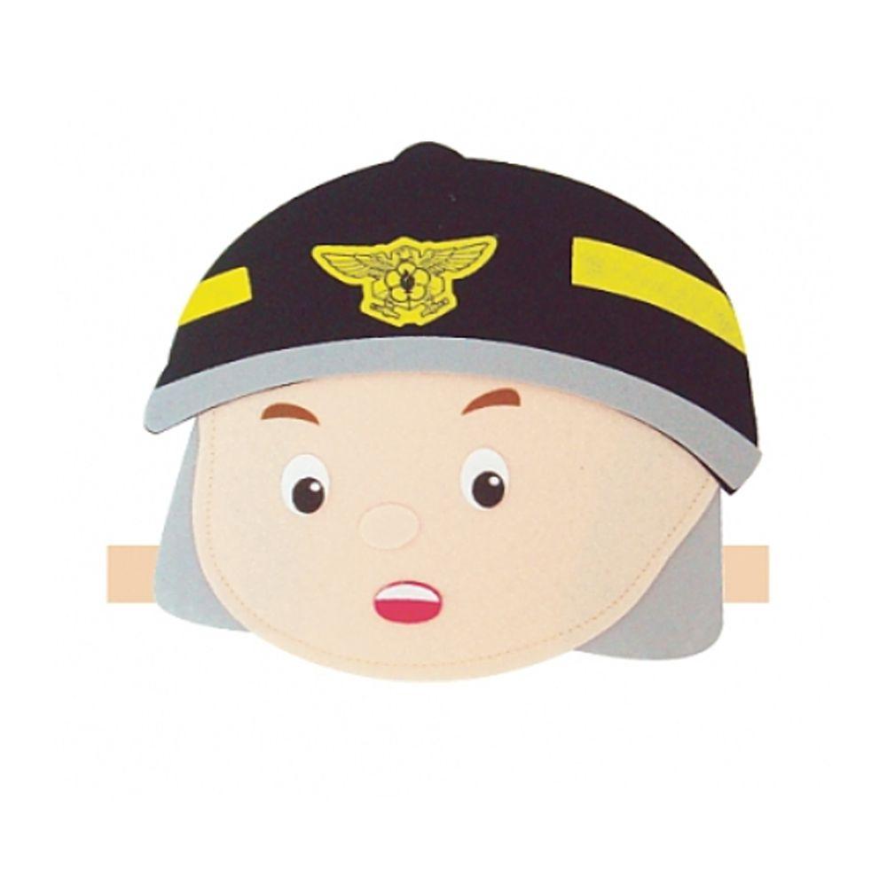 [FB0F01] 머리띠 소방관 직업
