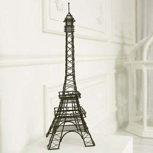 홈가든 빅사이즈 에펠타워 장식소품 빈티지 인테리어