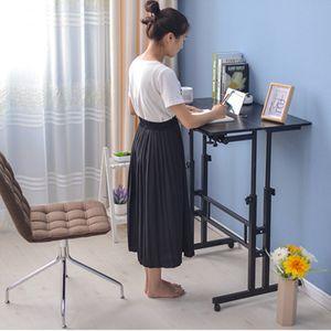 높이조절 1인용 스탠딩테이블 일반형 책상