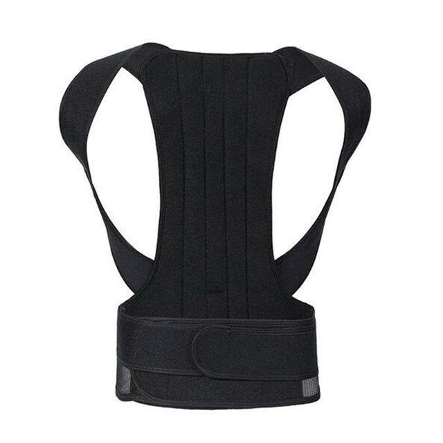 [해외] BLIGHT 어깨 허리 자세 밴드 통기성 고급형 S