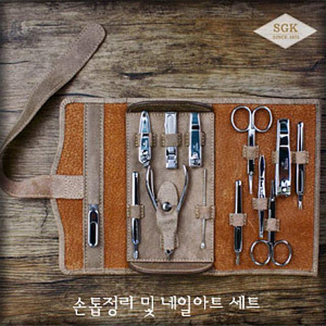 [더산쇼핑]손톱정리 및 네일케어세트-9종(SGL09)
