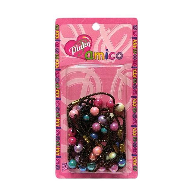 [CD5DA0] 미니 14P 핑키 방울끈 머리 어린이