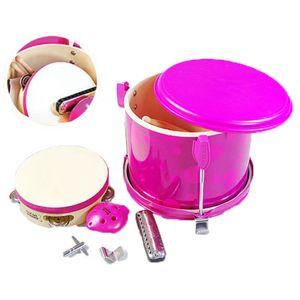 유아 악기세트 드럼 리듬악기