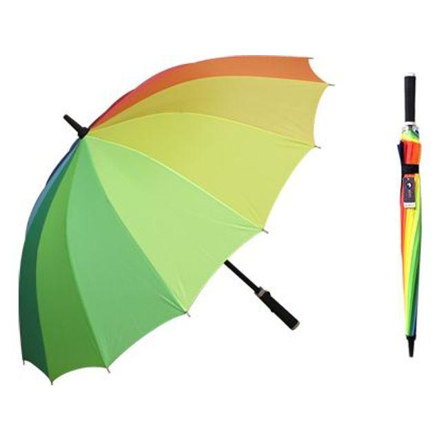 대원 무지개 장우산 양산 장마 이쁜우산 패션우산