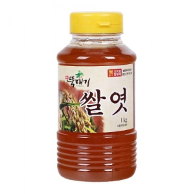 옛맛뚝배기쌀엿1kg/옛맛뚝배기,하선정까나리액젓,참치액젓,하선정멸치액젓,액젓