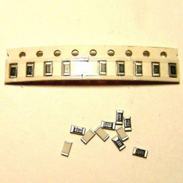 e.1/4W SMD 3216 칩저항 470옴 (10개 1셋트)