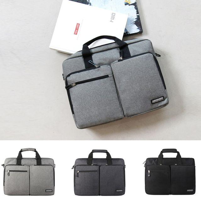 W 가벼운 소재 직장인 베이직한 노트북 서류가방