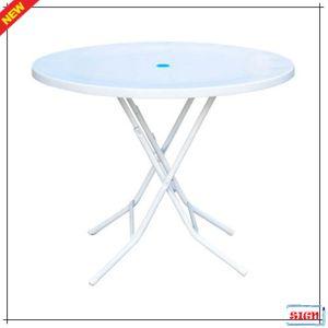 6인용 접이식 원형탁자(대형) 다양한 파라솔 테이블