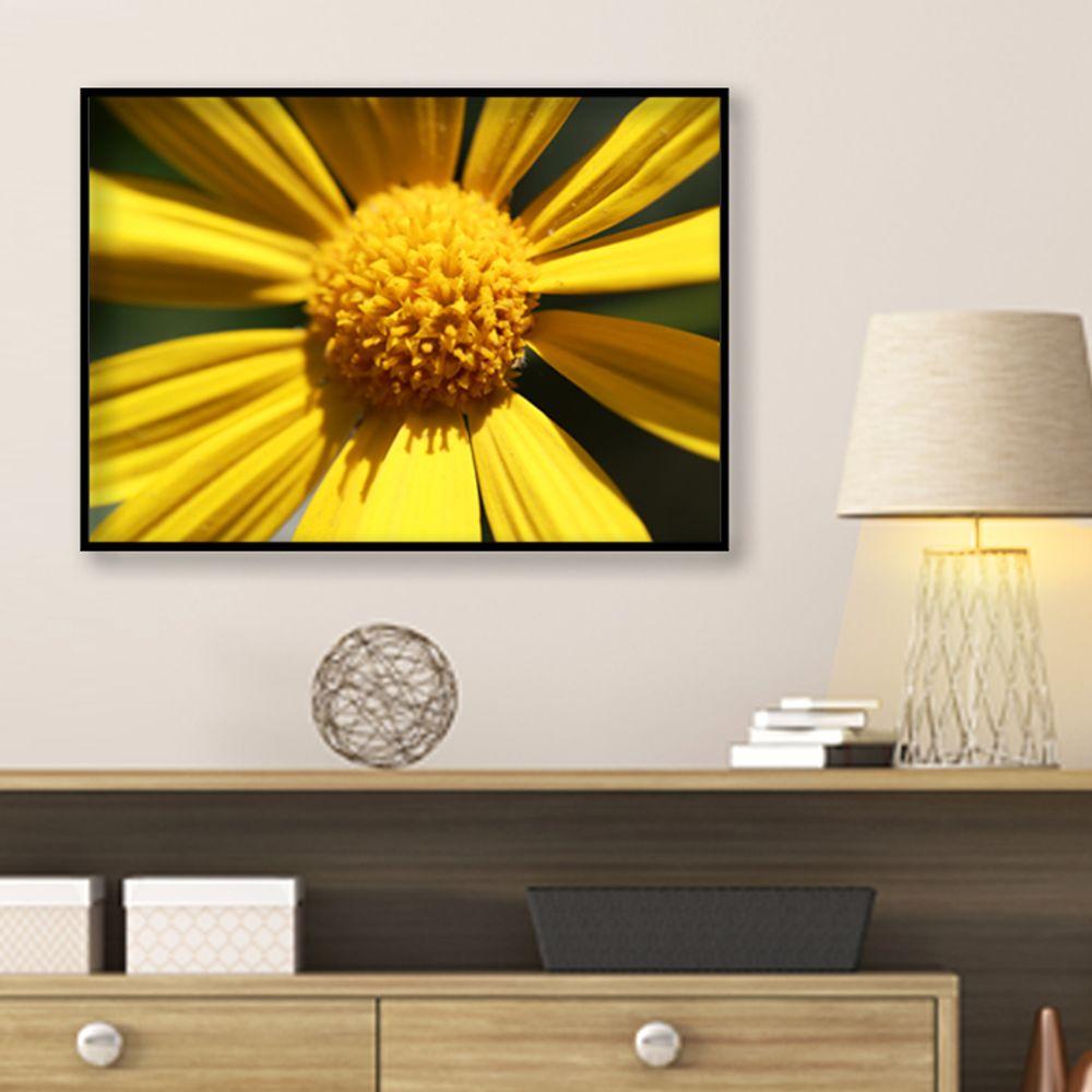 사진 인테리어 액자 벽걸이 꽃사진 작품 A3블랙AL8