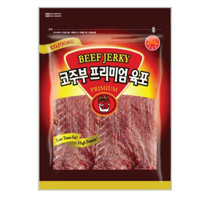 W2B952C180g 징기스탄 육포 판형 코주부,육포,소고시육포,간식,쇠고기육포