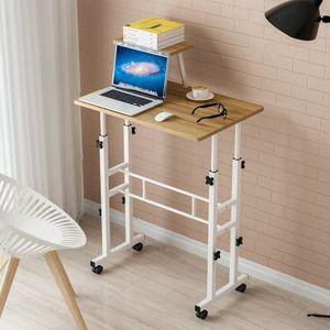 카라스탠딩책상J 입식책상 높이조절 컴퓨터책상