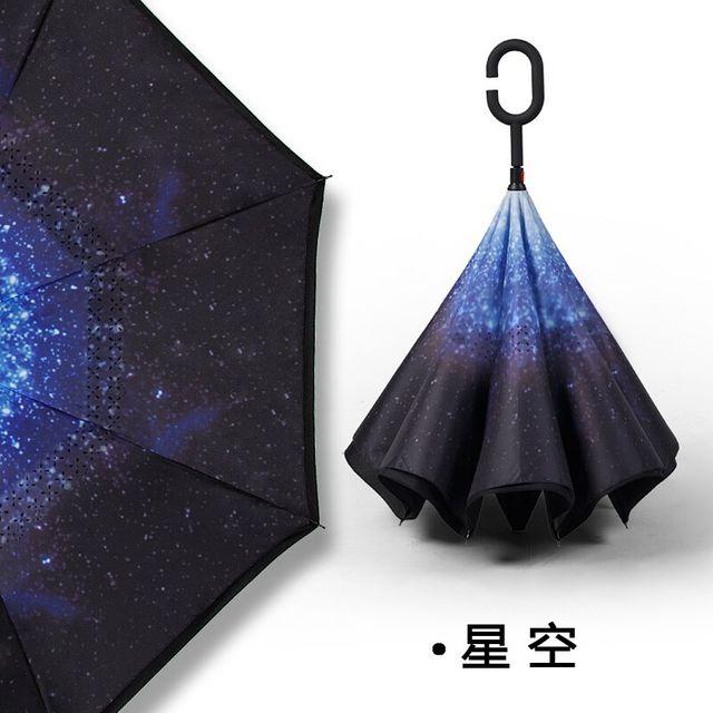 [해외] 패션소품 양산 방수 방풍 차 우산 써니 우산