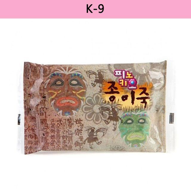종이죽 만들기재료 미술재료 교재 K-9