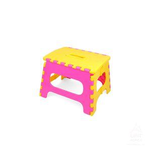 파스텔 접이식 의자 (극소)