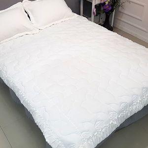 프라우드 40수 광목 침대 패드 Q