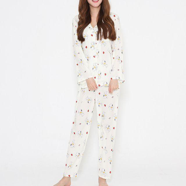 슬립드레스 잠옷파자마 여성잠옷 여자여름잠옷 홈웨어