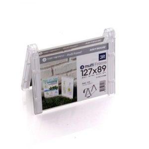 아트사인 멀티프레임 양면 투명 3R 127x89 FDC127089