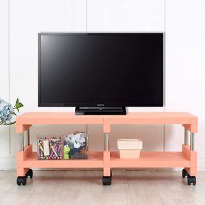 이동식 티비 다이 수납장 tv 거실장 테이블 800