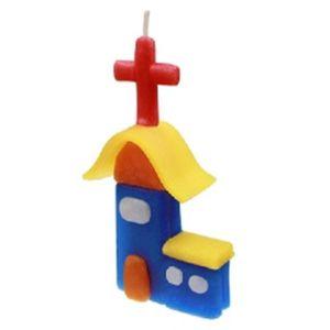 교회 양초만들기세트 10매