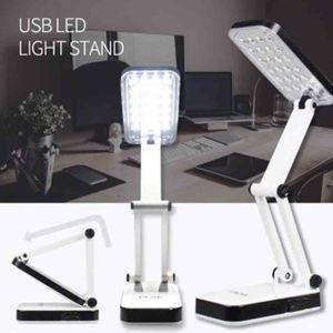 캠핑 충전식 USB LED 스탠드