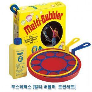 푸스테픽스(비누방울) 멀티버블러 트윈세트