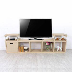 tv 다이 티비 거실장 테이블 낮은 수납 선반 2000