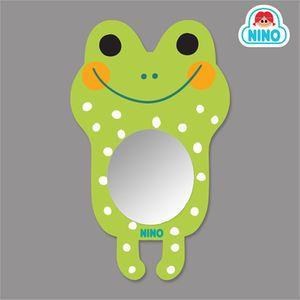 아이방 소품 안전 거울 니노 미러보드 개구리 선물