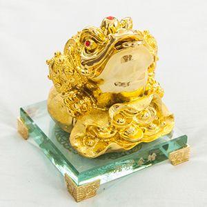 풍수 황금주머니 삼족두꺼비