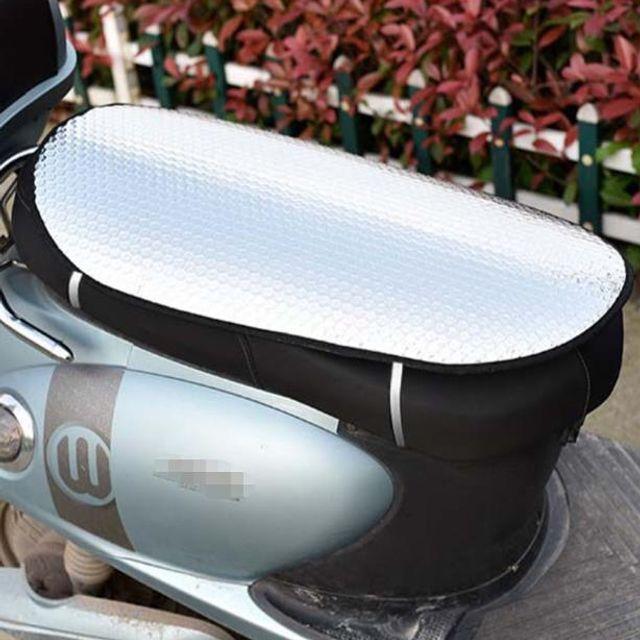 W 키밍 오토바이 은박매트 스쿠터용 돗자리 방석