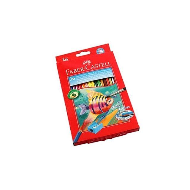 파버카스텔 수채색연필 미니지관12색 [제작 대량 도매 로고 인쇄 레이저 마킹 각인 나염 실크 uv 포장 공장 문의는 네이뽕]