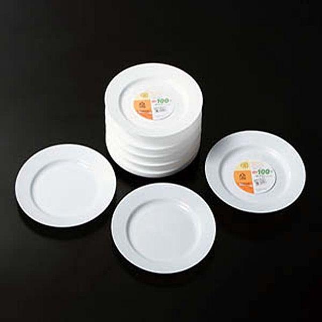 다회용 접시 1호 5P 일회용그릇 일회용식기 일회용품 다회용그릇 1회용그릇