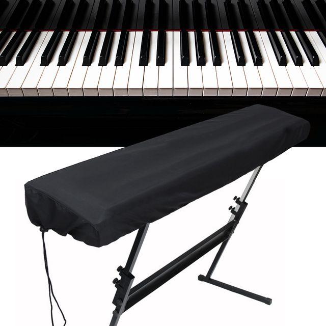 W 키밍 인테리어소품 전자 피아노 방진 커버 61키 88키